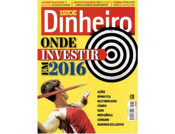 Revista IstoÉ Dinheiro – 2016