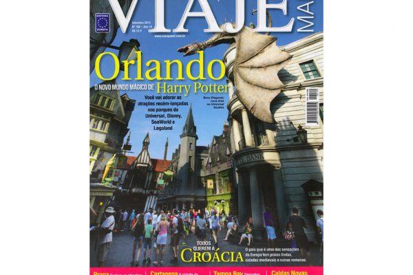 Revista Viaje Mais – 2014
