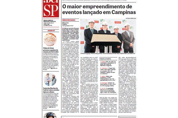 Jornal DCI – 12/05/2015