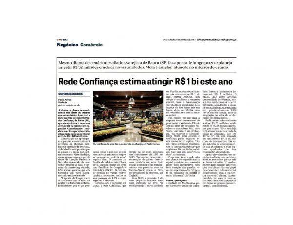 Abrafarma – Jornal DCI – 17/03/2016