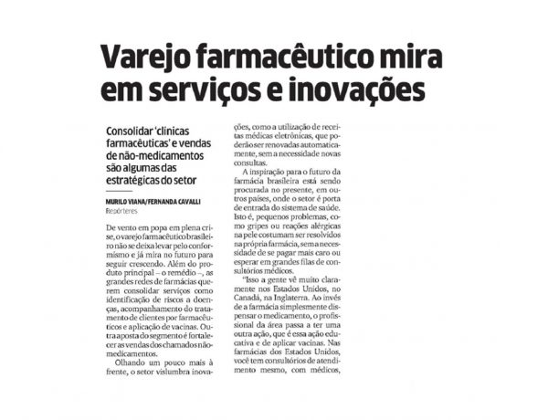 Abrafarma – Diário do Nordeste – 11/10/2016