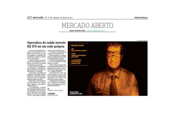 Abrafarma – Folha de S.Paulo – 06/03/2016