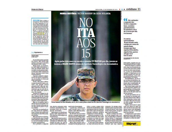 Ari de Sá – Folha de S.Paulo – 12/02/2016