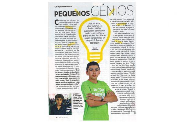 Ari de Sá – Revista IstoÉ – 17/02/2016