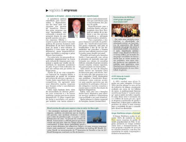Axismed – Cobertura Mercado de Seguros – 01/06/2016