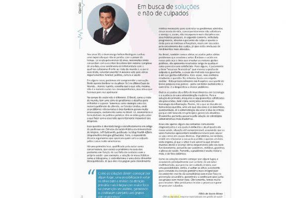 Axismed – Revista Hospitais Brasil – 01/04/2016