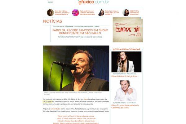 Cruz Verde – O Fuxico – 11.08.2016