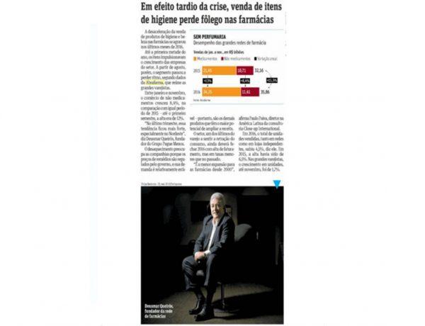 Abrafarma – Folha de S.Paulo – 06.01.2017