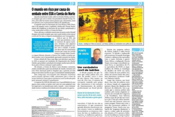 Cruz Verde – Metrô News – 20.04.2017
