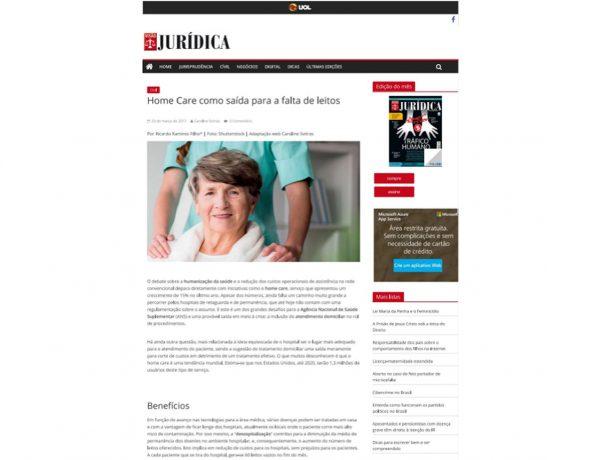 Dagoberto Advogados – Revista Visão Jurídica – 20.03.2017