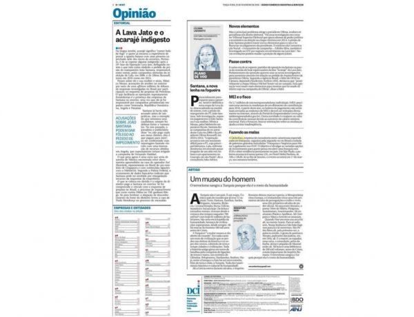 Globofran – Jornal DCI – 23.02.2016