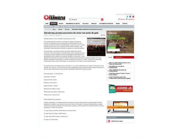 Abrafarma – Guia da Farmácia – 13.01.2017
