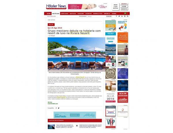 PV e RN – Hôtelier News – 25.08.2016