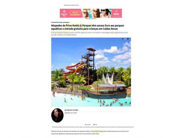 Prive Hotéis & Resorts – Curta Mais – 06.02.2017
