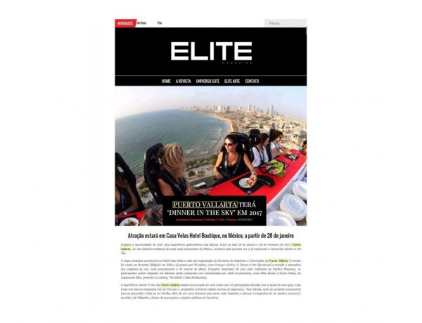 Puerto Vallarta – Elite Magazine – 07.01.2017