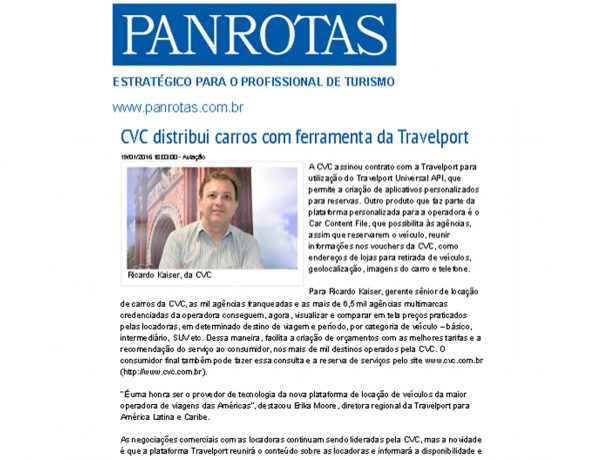 Travelport – Panrotas – 19.01.2016