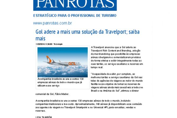 Travelport – Panrotas – 11.02.2016
