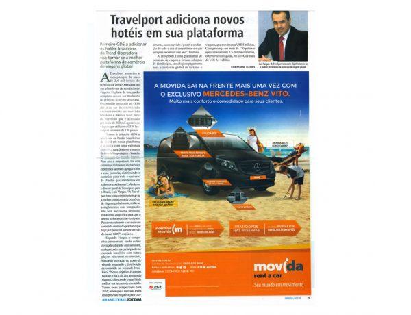 Travelport – Brasilturis Jornal – 01.2016