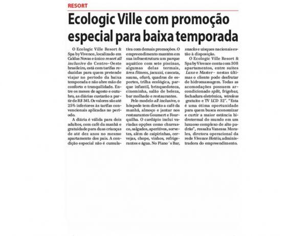Vivence – Jornal de Uberaba – 10.07.2016