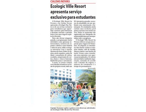 Vivence – Jornal de Uberaba – 13.11.2016