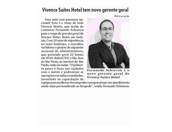 Vivence – Jornal de Uberaba – 19.07.2016