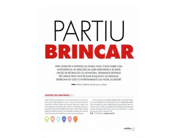 Vivence – Revista Pais & Filhos – 01.04.2016