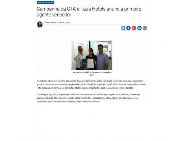 GTA – Mercado & Eventos – 19.05.2017