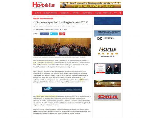 GTA – Revista Hotéis – 25.01.2017