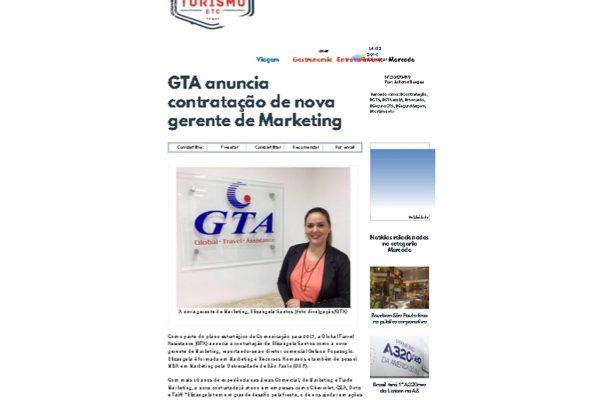 GTA – Turismo ETC. 19.04.2017