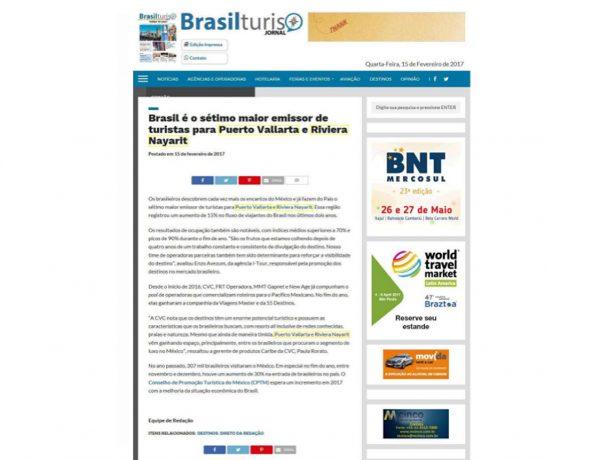PV e RN – Brasilturis – 15.02.2017