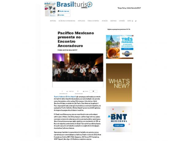 PV e RN – Brasilturis – 30.03.2017