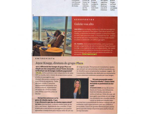 Plaza Premium – Revista PIB – Outubro a Dezembro.2016