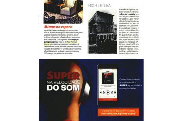 Plaza Premium – Revista Veja Rio – 02.11.2016