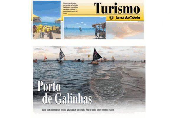 Porto de Galinhas – Jornal da Cidade de Bauru – 16.03.2017