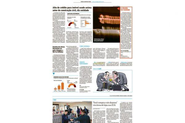 Porto de Galinhas – Jornal Folha de S.Paulo – 27.03.2016