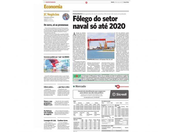 Porto de Galinhas – Jornal do Comércio – 30.05.2017