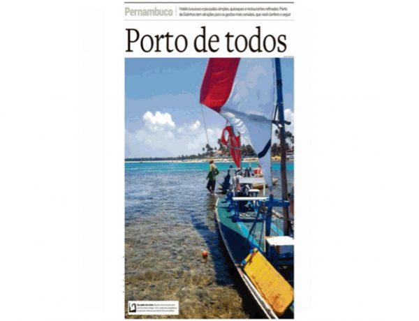 Porto de Galinhas – O Estado de S.Paulo – 17.01.2017