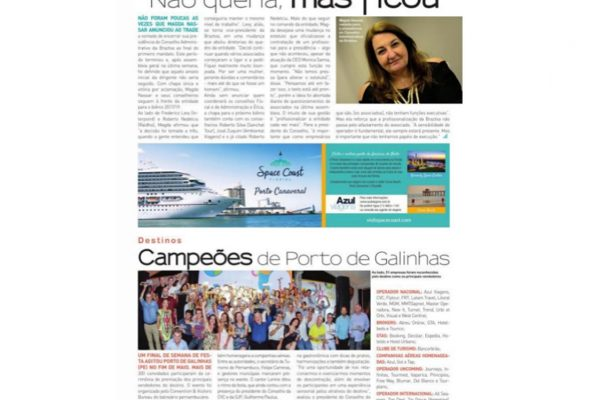 Porto de Galinhas – Panrotas – 07.06.2017