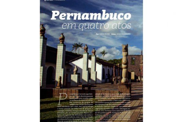 Porto de Galinhas – Revista Azul Magazine – 02.2016