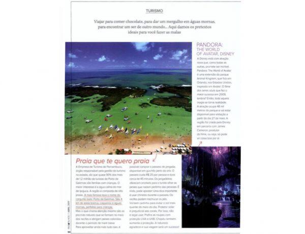 Porto de Galinhas – Revista Pais e Filhos – 01.04.2017