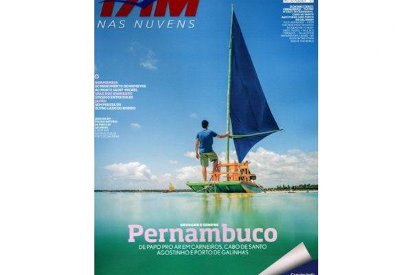 Porto de Galinhas – Revista TAM nas Nuvens – 02.2016