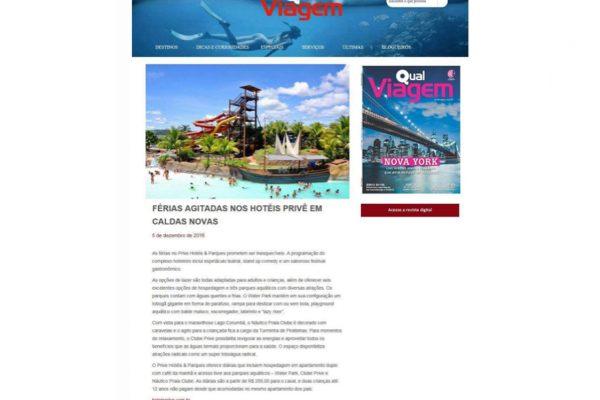 Prive Hotéis & Resorts – Qual Viagem – 05.12.2016