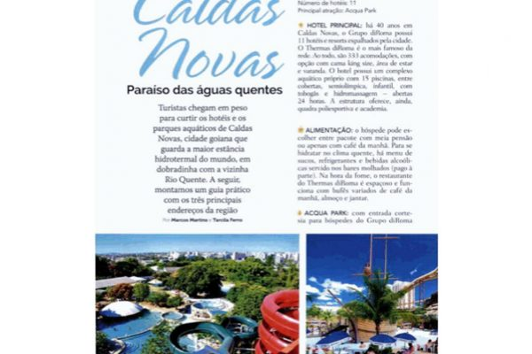 Prive Hotéis & Resorts – Revista Viajar Pelo Mundo – 01.10.2016