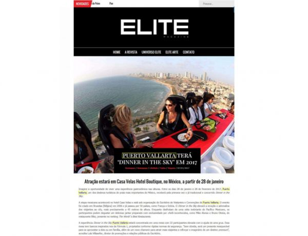 Puerto Vallarta – Elite Magazine – 07.01.2017