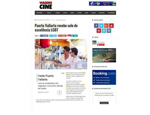 Puerto Vallarta – Viagens Cine – 04.02.2017