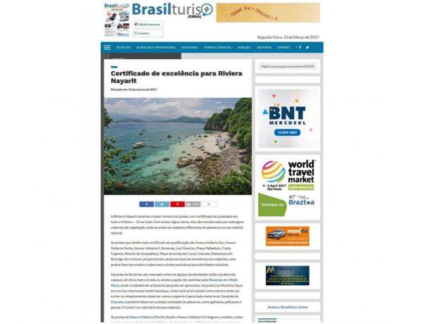 Riviera Nayarit – Brasilturis – 13.03.2017