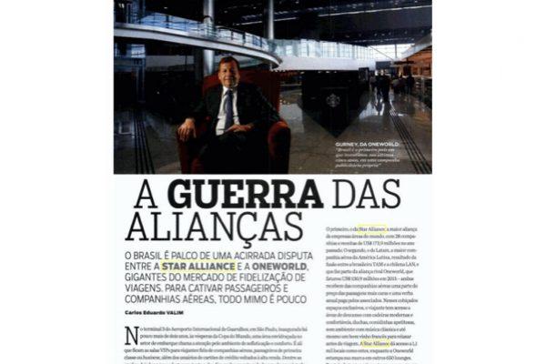 Star Alliance – IstoÉ Dinheiro – 18.01.2017