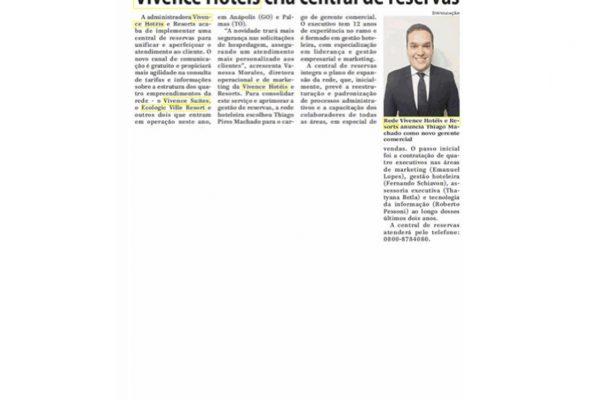 Vivence – Jornal de Uberaba – 05.02.2017