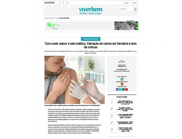 Abrafarma – Gazeta do Povo – 28.06.2017