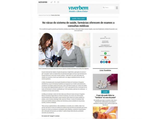 Farmácias Pague Menos – Gazeta do povo – 27.06.2017